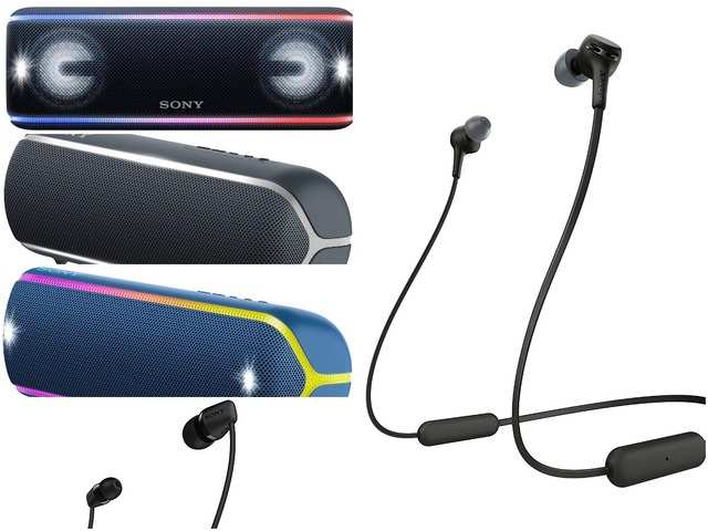 Amazon Deal of the Day: Up to 20% off on Sony speakers and headphones