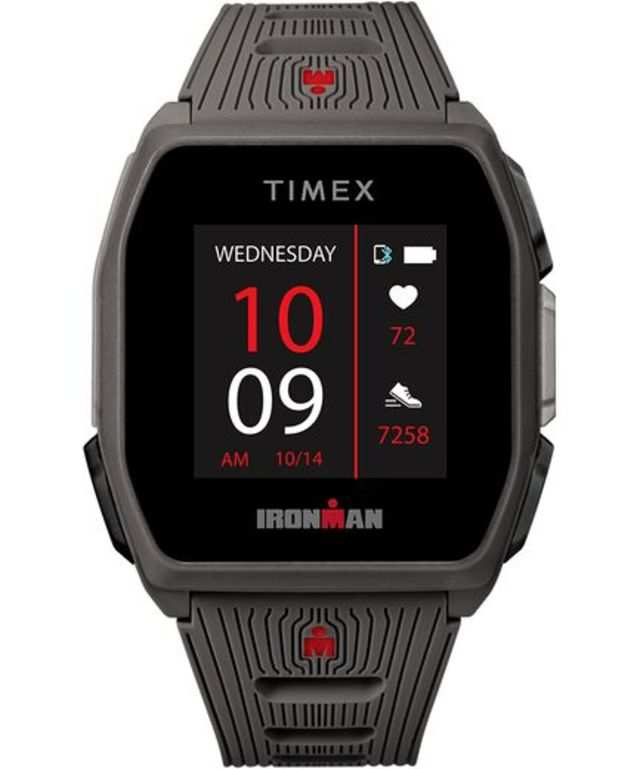 Timex Ironman R300 GPS smartwatch launched in US
