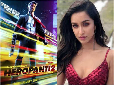 Shraddha all praise for Tiger's Heropanti 2