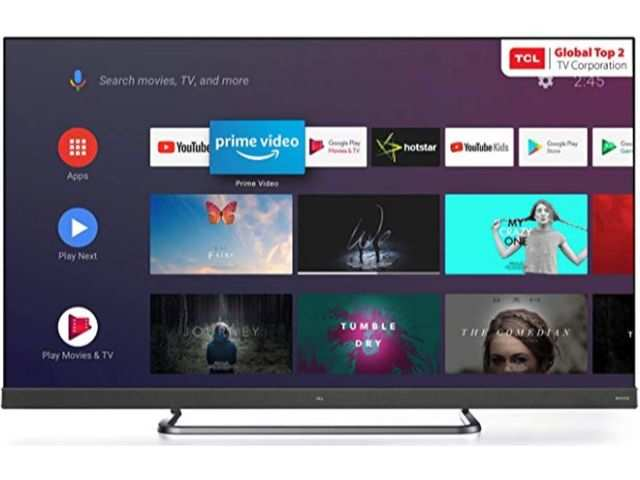 TCL launches C8 series of Android TV, price starts at Rs 49,990