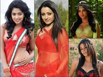 5 actresses are set for a Tollywood comeback