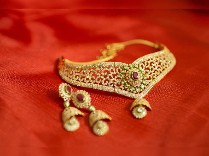 Tips To Recycle With Your Wedding Jewellery Times Of India