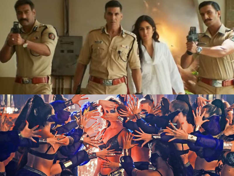 Disha Patani's teaser of Baaghi 3's 'Do you love me' to Ajay Devgn announcing Sooryavanshi's release date - Posts that went viral this week