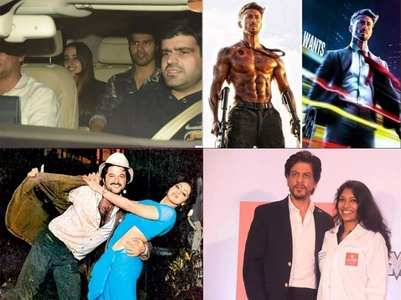 SRK's sweet gesture, Javed slams Shekhar & more