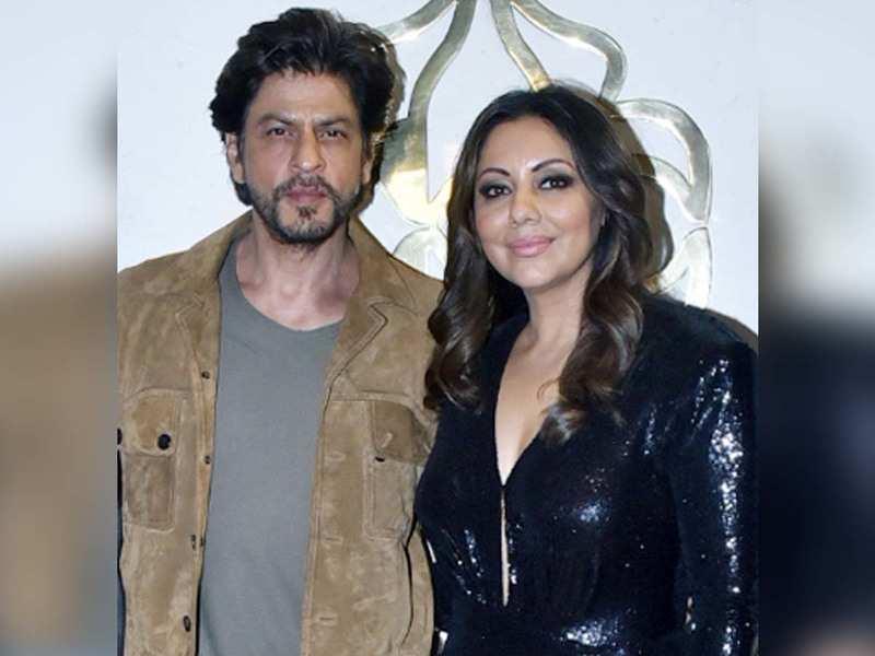 Shah Rukh Khan should make 'Dilwale Dulhaniya Le Jaayenge 2': Wife Gauri  Khan on Donald Trump mentioning film in his speech   Hindi Movie News -  Times of India