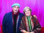 Anwar Rizvi and Resham Alvi