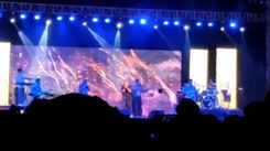 Rockstar Lucky Ali wows Mumbai as he belts out his hit tracks one after the other at a recent concert in the city