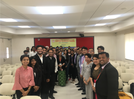 Symbiosis students learn about banking in a seminar