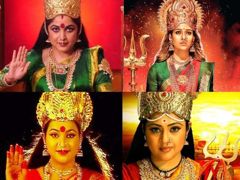 Ramya Krishnan to Nayanthara: Five top Tamil actresses who played devotional roles