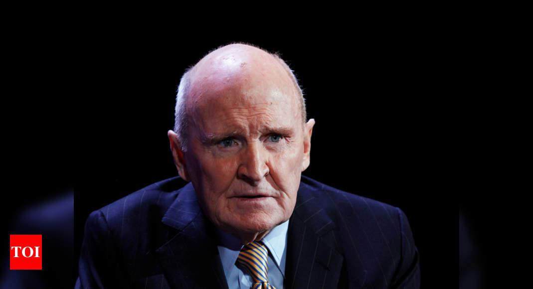 Jack Welch, 'Manager of the 20th Century', dies at 84 thumbnail