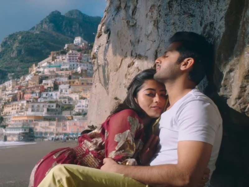 Hey Choosa From Bheeshma Released Telugu Movie News Times Of India