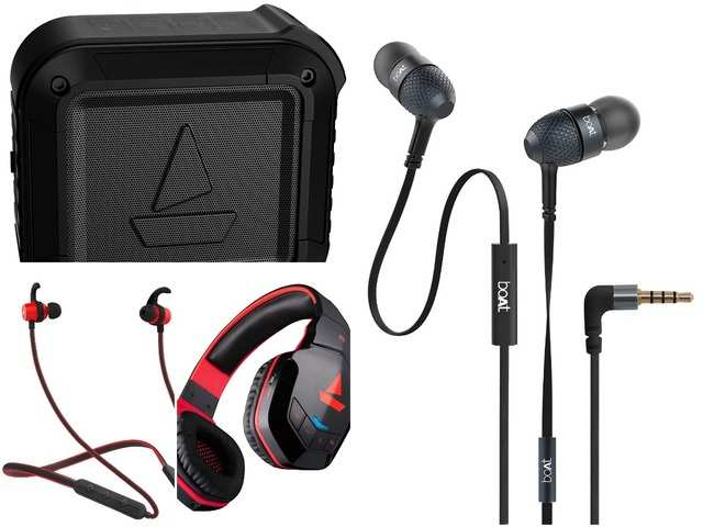 Amazon Deal Of The Day Amazon S Deal Of The Day Get Up To 67 Off On Boat Headphones And Speakers Latest News Gadgets Now