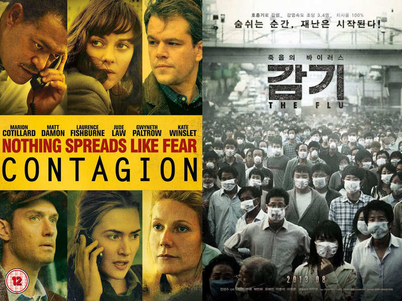 Contagion To The Flu 5 Films That Predicted Deadly Virus Outbreaks English Movie News Times Of India