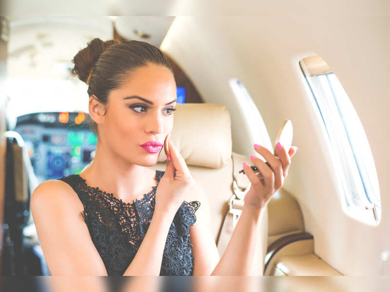 Is your in-flight beauty routine making you an ugly co-passenger?