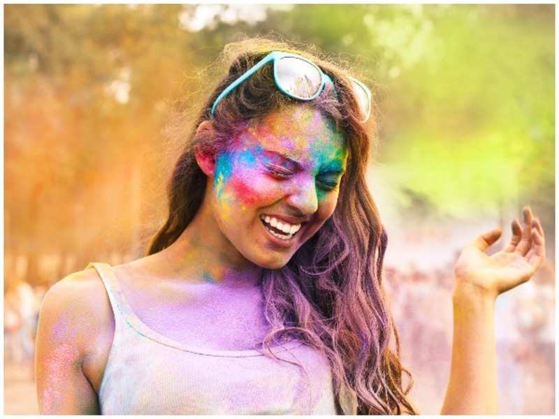 Tips to protect your skin and hair during the festival of colours