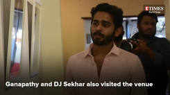 Dulquer Salmaan inaugurates Shani Shaki's photo expo