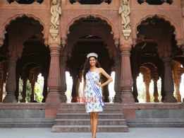 A grand homecoming for Miss Diva Supranational 2020, Aavriti Choudhary