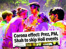 No rang barse this year?: Coronavirus scare results in cancelled Holi events