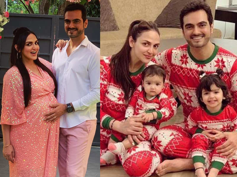 Esha Deol opens up about postpartum depression; shares how her mom Hema Malini helped her deal with it