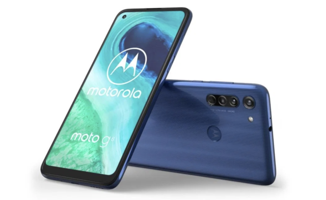 Moto G8 smartphone with triple rear camera launched