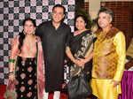 Padma Wadkar, Sumeet Raghavan and Suresh Wadkar