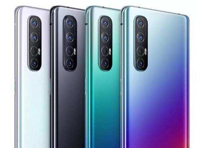 Oppo Reno 3 Pro smartphone goes on sale in India