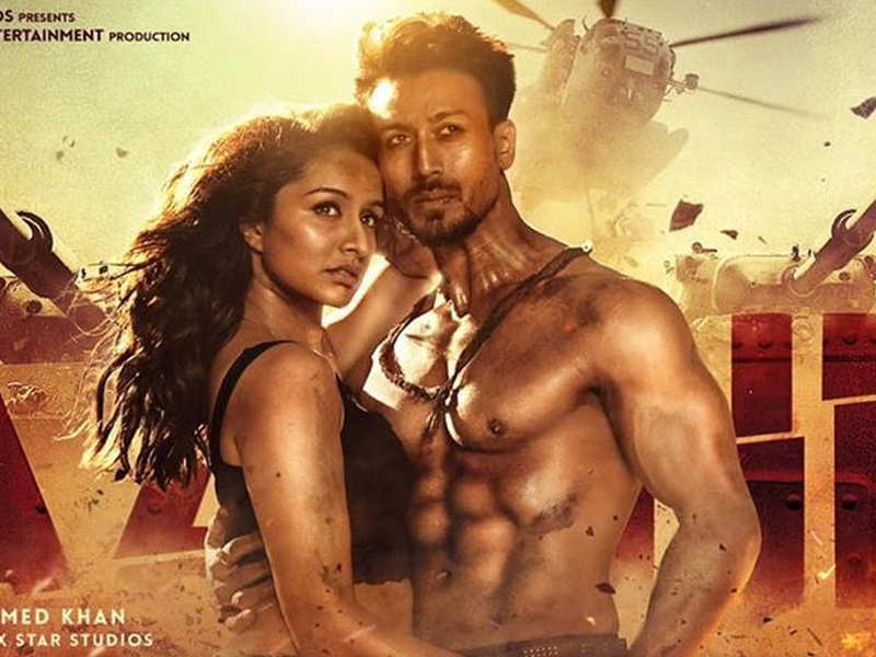 "'Baaghi 3' Twitter review: Fan calls Tiger Shroff-Shraddha Kapoor's action drama ""full entertainment package"""