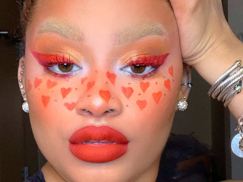 This make-up artist is going viral, here's why!
