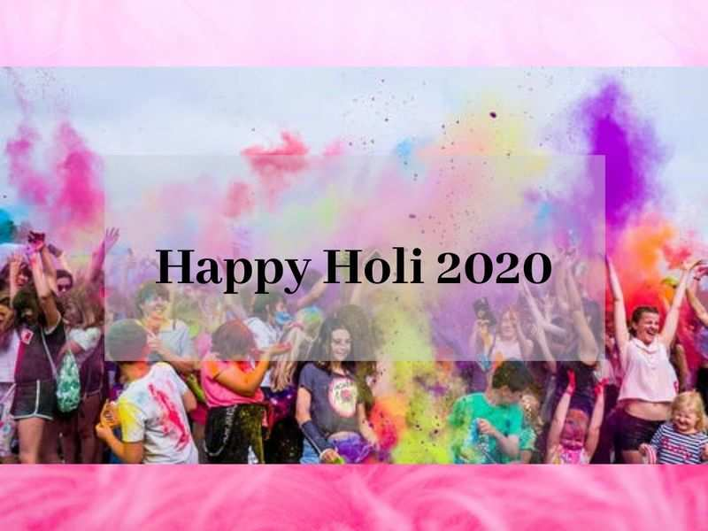 Happy Holi Quotes Messages Wishes Status 10 Quotes The
