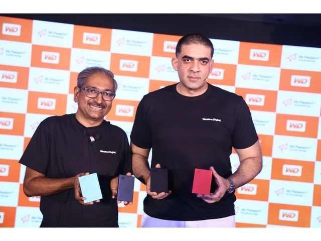 Western Digital introduces its slimmest 5TB portable hard drive in India