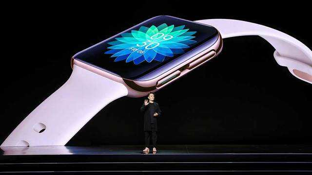 Oppo launches Apple Watch rival in China