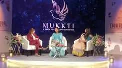 Smita Thackeray and Priya Dutt share dais at 'Each for Equal' event in Mumbai