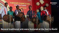 Traditional artforms take centre-stage at Utsavam 2020