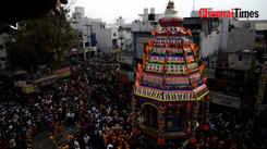 Koniamman temple car festival