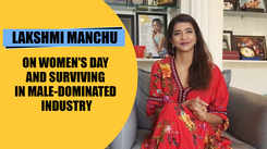 Lakshmi Manchu on Women's Day and surviving in male-dominated industry