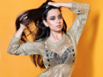 Soundarya Sharma makes heads turn with her bewitching photoshoots