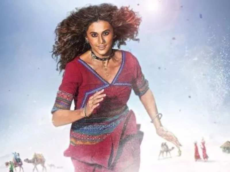 Taapsee Pannu To Learn Kutchi Language For Rashmi Rocket Hindi Movie News Times Of India