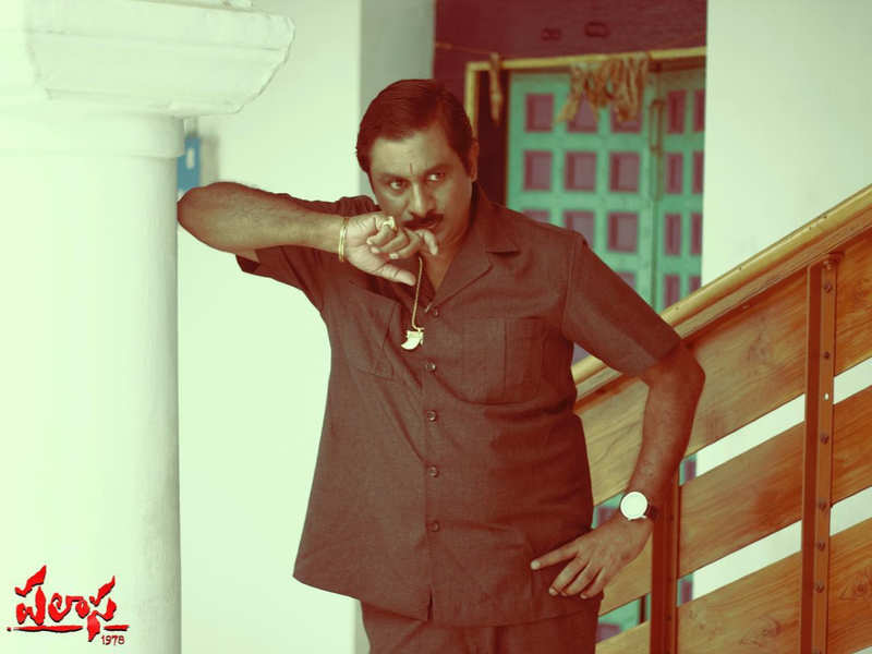 Pablo Escobar from Narcos and Kamal Haasan from Indrudu Chandrudu were my references: Raghu Kunche