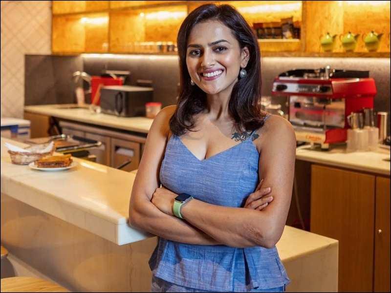 Jersey fame Shraddha Srinath turns into an entrepreneur; starts restaurant  in Chennai | Telugu Movie News - Times of India