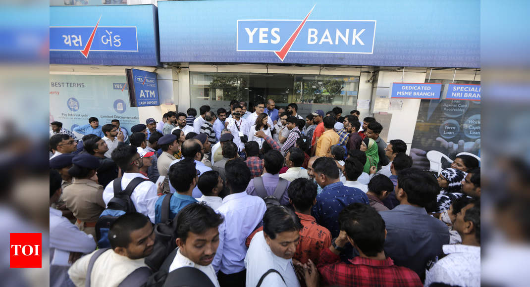 Small lenders that cleared cheques via Yes Bank stuck thumbnail