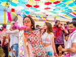Colourful pictures from Zoom Holi Party 2020