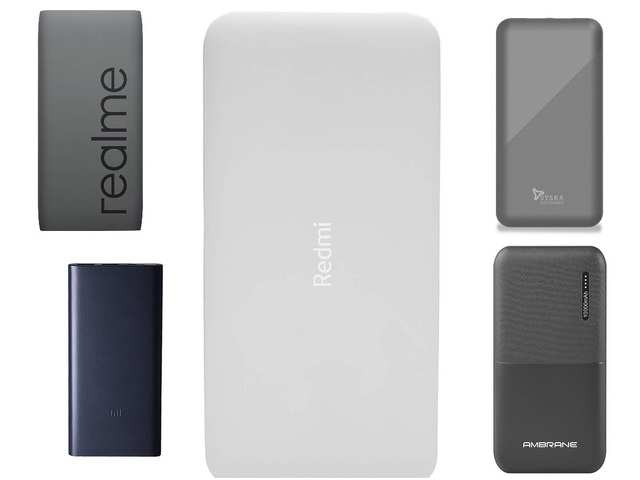 Power Banks Fest on Amazon: Get power banks starting at Rs 499