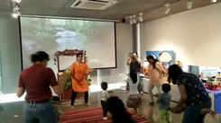 Mumbai kids enjoy a children's activity event