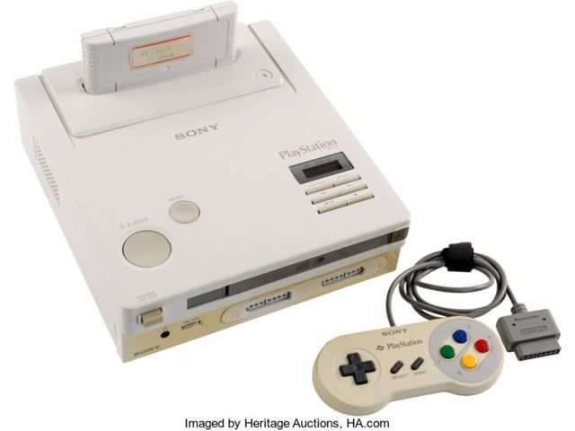 This gaming console has sold for $360,000