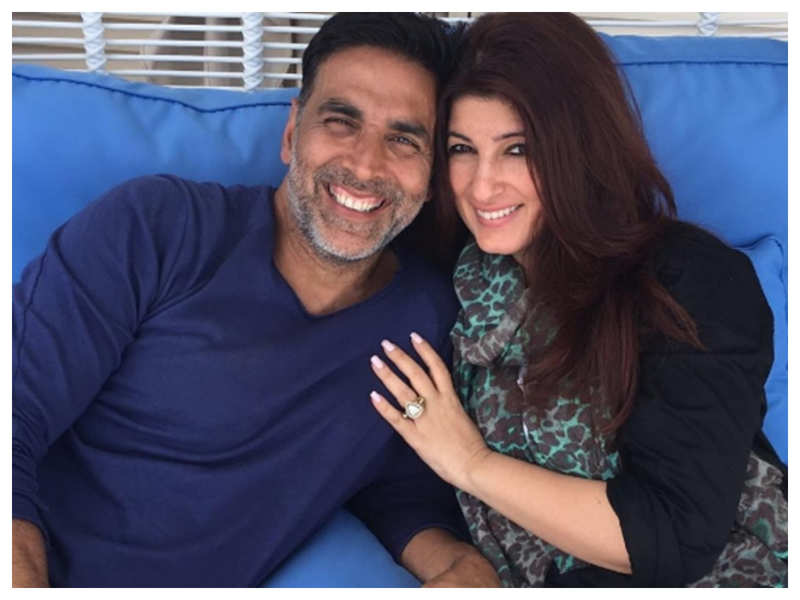 Twinkle Khanna's reaction to Akshay Kumar doing helicopter stunt without harness in 'Sooryavanshi' will leave you in splits!