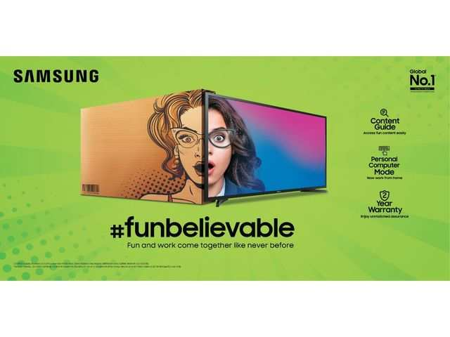 Samsung launches new TV series in India, price starts at Rs 12,990