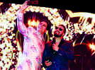 A star-studded guest list at this wedding in Lucknow