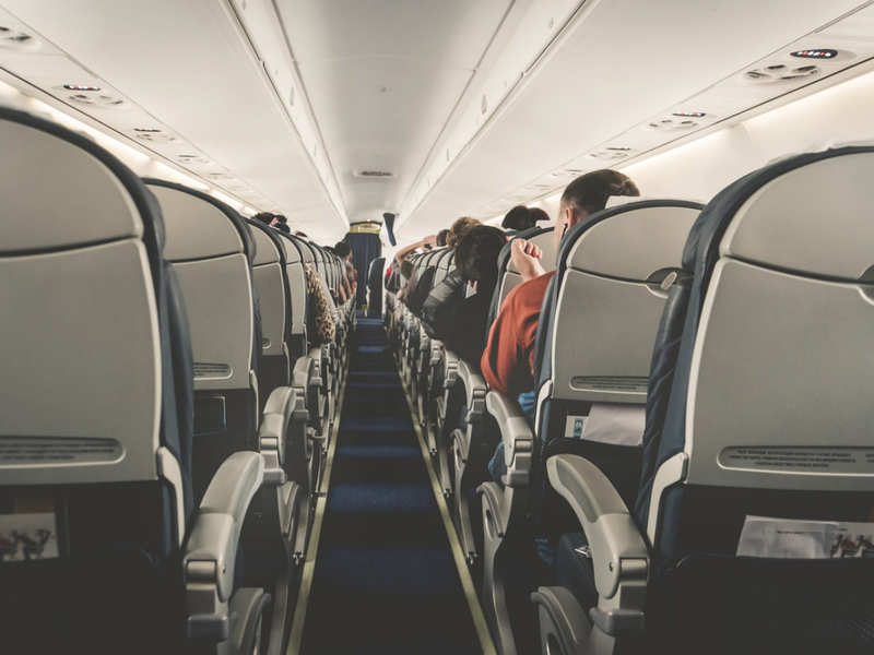 A flight attendant tells why should never keep anything on the seat-back pocket of a plane