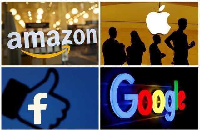Apple, Amazon, Microsoft, Facebook 'lose' billions of dollars