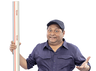Pictures of noted Bengali Actor Kharaj Mukherjee in his new look as a plumber go viral